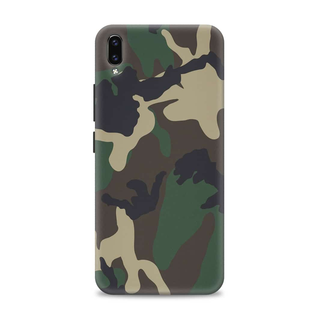 low priced 4f142 058a7 Army Vivo V11 Pro Mobile Phone Cover